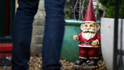 Garden Gnomes Protect Homes