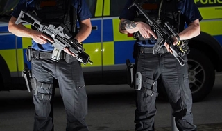Officers 'not shouting from the rooftops' to be armed