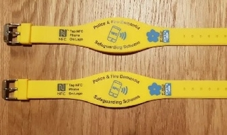 Chip and pin wristbands are new lifesaver for dementia sufferers