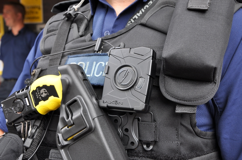 West Mercia firearms officers used proportionate force IOPC review finds