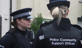 PCSOs are 'sitting ducks'