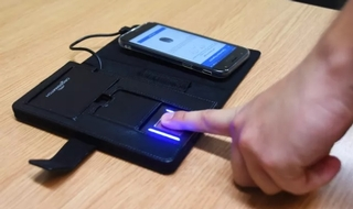 Force first to build its own fingerprint scanner