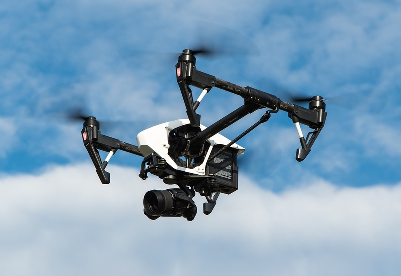 Police Scotland drone trial takes off