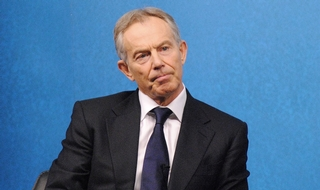 Tony Blair made policing an election issue. Photo: Chatham House/CC.20
