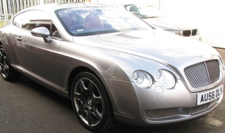 Force hoping to flog dealer's Bentley on eBay