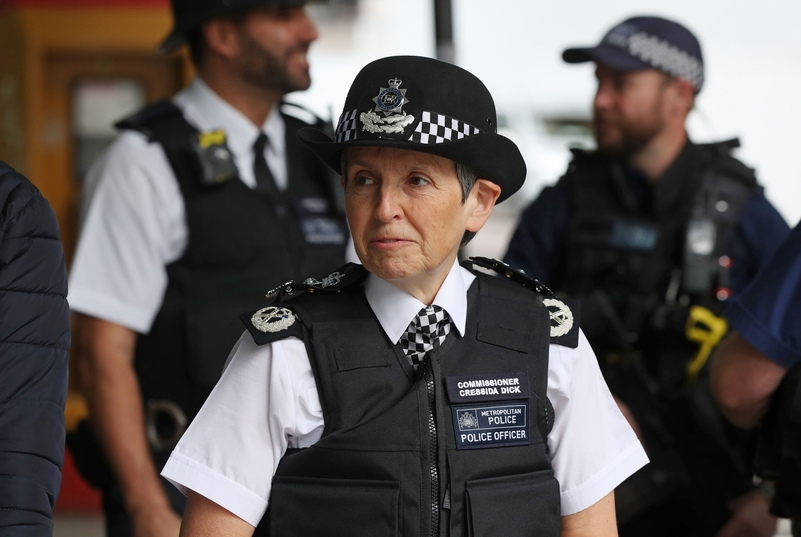 Commissioner Cressida Dick. Photo: Press Association
