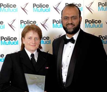 Awards: Officer's Work With Victims Recognised