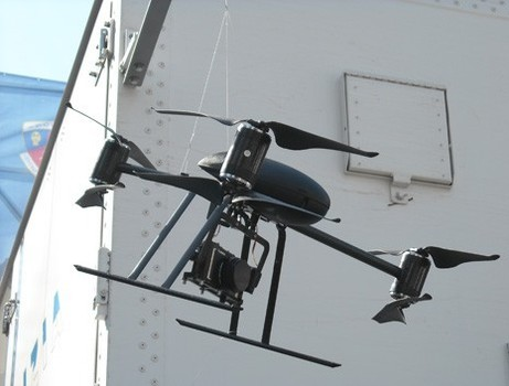 UAV Pilot Tests Data Collection