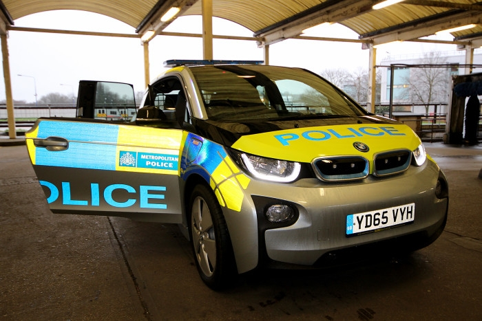 Met To Trial New Electric Cars Uk Police News Police Oracle