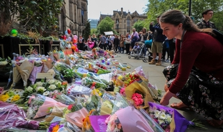 Serving officer confirmed among Manchester dead