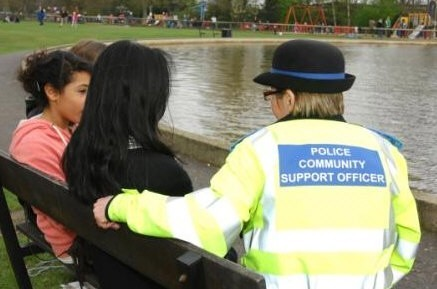 PCSOs Rebranded As 'Beat Officers'