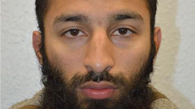 Khuram Butt took part in the London bridge terrorist attack in June 2017 that killed eight people