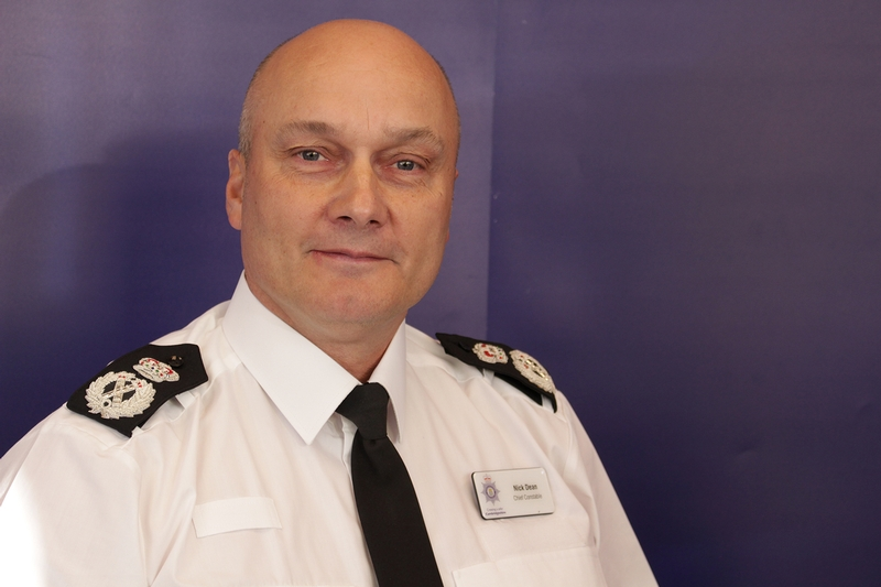 New chief will spend first weeks supporting staff restructure survivors