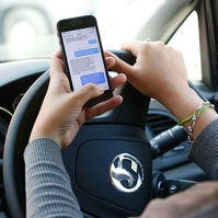 New technology to combat drivers illegally using mobile phones