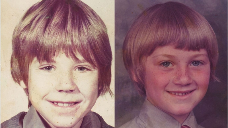 Murder victims: Gary Miller, left, and John Greenwood