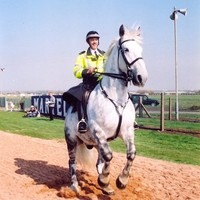 Veteran Officer To Lead Grand National Winner