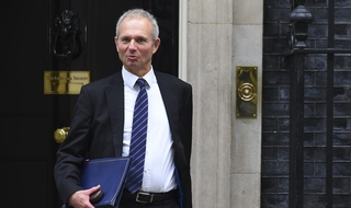 Secretary of State for Justice David Lidington (PA)
