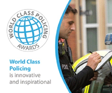 Organisations pledge their support to World Class Policing Awards
