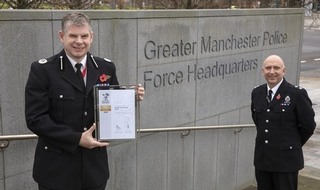 GMP wins award after tailoring HR processes to attract ex-military