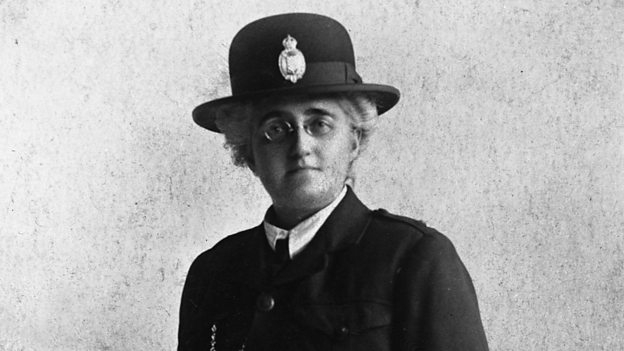 PC Edith Smith died after taking an overdose in 1923