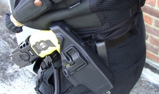 Taser offered to all Kent officers in police assault fight-back