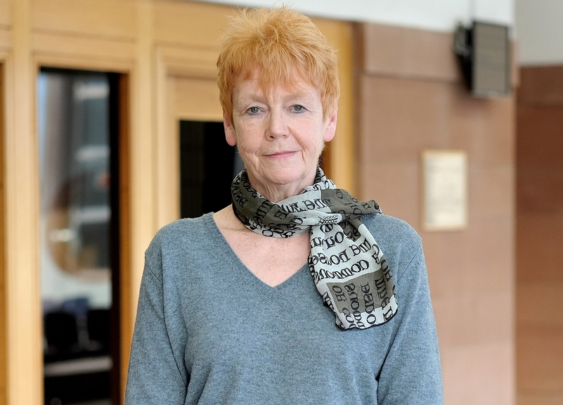 Stepping up and down: Dame Vera Baird leaves her role as PCC to take over as Victims' Commissioner