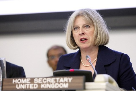 Theresa May rejects compulsory severance 'at this time'