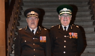 Special chief officer team retire after 70 years