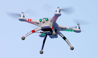 University develops drones 'that work together'