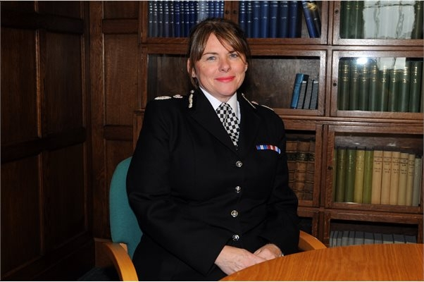 Change in approach: Michelle Skeer has been appointed as president of police's national female equity body