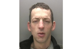 Prolific burglar leaves charge sheet at scene