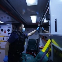 Met Commissioner thanks officers as ambulance assistance ends
