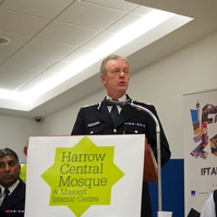 Policing legitimacy at risk due to lack of diversity says Met Commissioner
