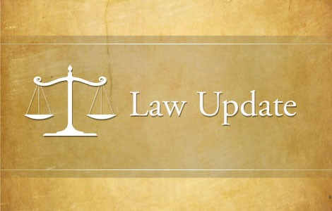 Law update: Female genital mutilation
