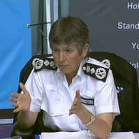 The Commissioner has also said counter-terrorism is under pressure in the current environment
