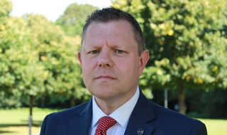 John Apter elected Police Federation chairman