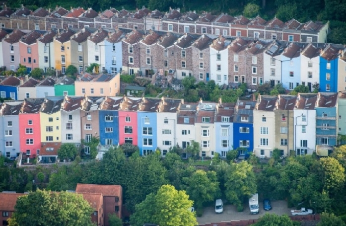 Going through the roof: Average house prices have increased by a third between 2014 and 2019, more than four times average key worker annual earnings growth of just seven per cent