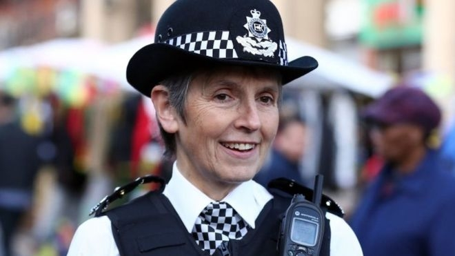 Cressida Dick: Chip shop to top cop
