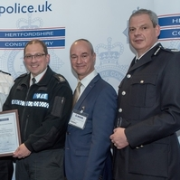 Specials who helped tackle NHS cyber-attack commended