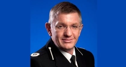 Former GMP Assistant Chief Constable Steven Heywood