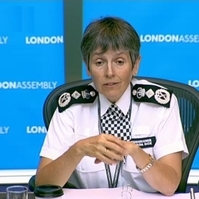 Commissioner 'open to' reserve police force idea