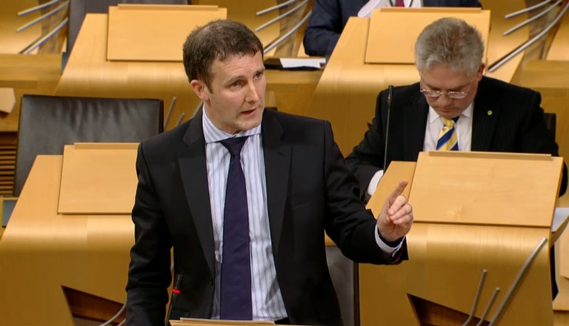 Michael Matheson now says BTP is unaccountable to Scottish institutions