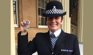 'Key figure' honoured with Queens Police Medal