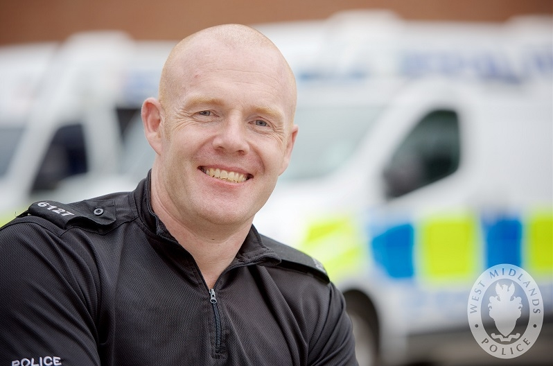 Pioneering: PC Rob Pedley