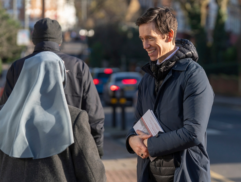 Rory Stewart, candidate for London Mayor