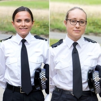 First recruits from fast-track detective scheme join Sussex