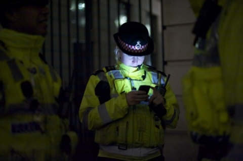 Enlighten us: the force revealed a number of odd calls it received from the public