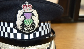 Under investigation: Police Scotland's Edinburgh commander Chief Supt Gareth Blair
