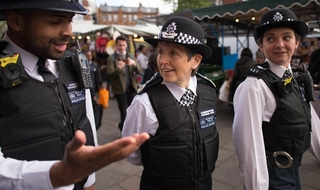 Cressida Dick also praised officers who responded to recent terror attacks. Photo: Stefan Rousseau/PA Wire