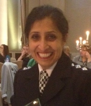 Awards: Female Detective 'A Role Model'